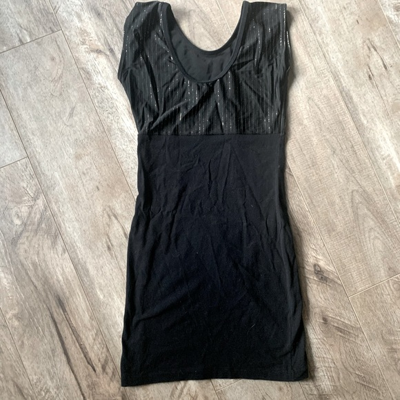Urban Outfitter golden stripped dress - 3 for 35